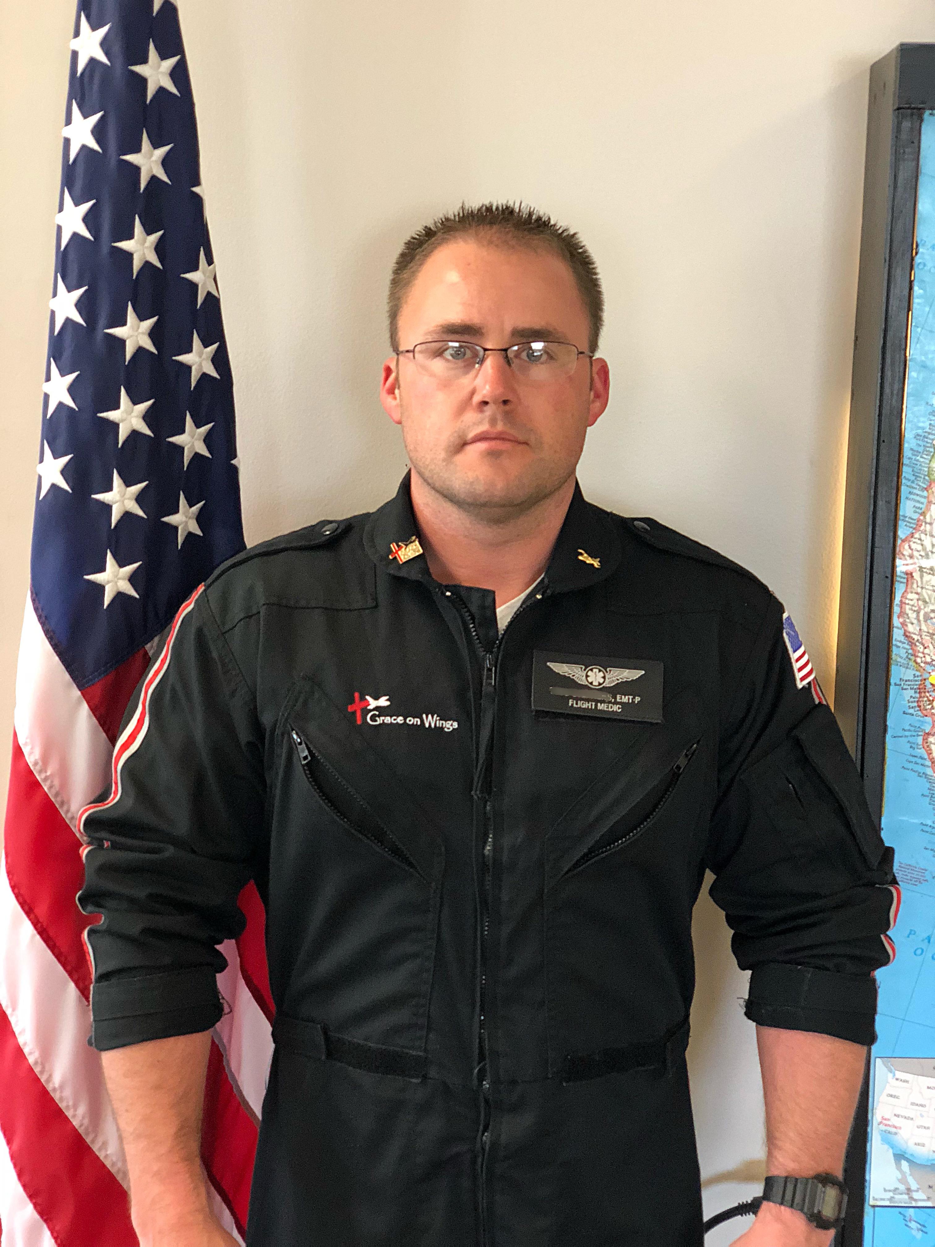 Spencer Stevens, EMT-P